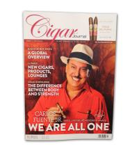 Cigar Journal Magazine - Winter Edition 2018