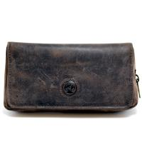 Rattrays Peat Combination Leather Pipe Pouch (PP026)