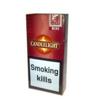 Candlelight Aroma - Cherry Mini Cigarillos - Pack of 10