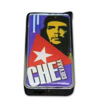 Che Guevara Camouflage Soft Flame Lighter - Yellow