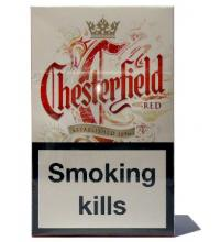 Chesterfield Red - 1 pack of 18 cigarettes