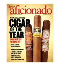 Cigar Aficionado Magazine - January/February 2019