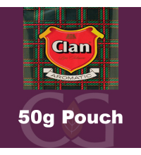 Clan Pipe Tobacco 50g Pouch
