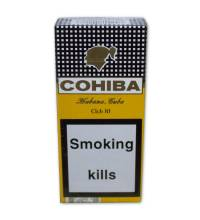 Cohiba Club - Pack of 10