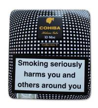 Cohiba Mini – Collection No. 4 – Limited Edition - Tin of 10