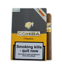 Cohiba Exquisitos Cigar - Pack of 5 cigars