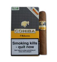 Cohiba Robustos Cigar - Pack of 3