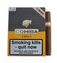 Cohiba Siglo II Cigar - Pack of 5 cigars