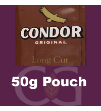 Condor Long Cut Pipe Tobacco 50g Pouch