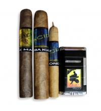 Drew Estate Acid Cigars and Twin Jet Lighter Sampler