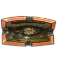 Partagas Ashtray - Black and Red