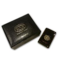 Partagas Cigar Cutter - Black & Chrome