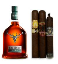 Dalmore 15 Year Old + Cigar Pairing Sampler