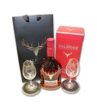 Dalmore Cigar Malt Gift Pack - 70cl Bottle with Glasses
