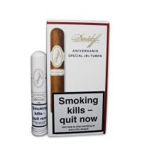 Davidoff Special 'R' Tubos Cigar - Pack of 3