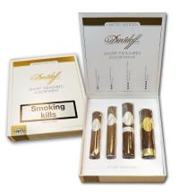 Davidoff Short Pleasures Assortment – Limited Edition – 4 Cigars