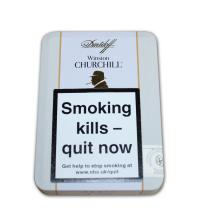 Davidoff Winston Churchill Petit Panetela Cigar (the new Spitfire) - Tin of 5