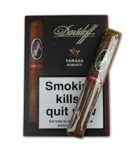 Davidoff Yamasa Robusto Cigar - Pack of 4