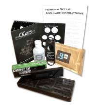 C.Gars Ltd Digital Humidor Set Up Care Kit