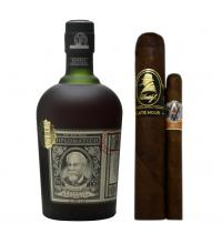 Intro to Pairing - Rich & Spicy - Diplomatico Rum + Cigars