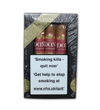 Don Antonio Connecticut Robusto Cigar - Pack of 3