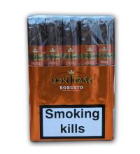 Don Tomas Robusto - 5 pack