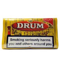Drum Gold Rolling Tobacco - 25g