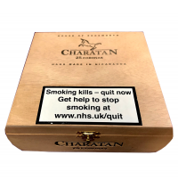 Empty Charatan Corona Cigar Box