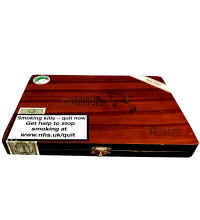 Empty Drew Estate Norteno Herrera Esteli Cigar Box