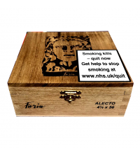 Empty Fuzia Alecto Cigar Box