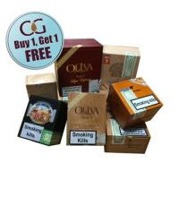 Empty Cigar Boxes - Cabinet Style - Lucky Dip