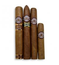 Featured Habanos of the Month - Montecristo Selection Sampler - 4 Cigars