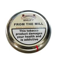 Turmeaus Snuff - From The Mill - 20g Tin
