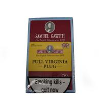 Samuel Gawith Full Virginia Plug Pipe Tobacco - 250g Box