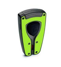 Lamborghini Forza Green Carbon Fiber Torch Lighter