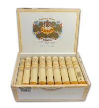 H. Upmann Coronas Junior Tubed Cigar - Box of 25