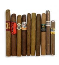 Quick Puff Sampler - 10 Cigars