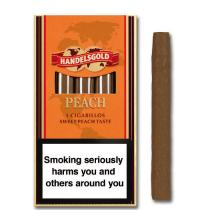 Handelsgold Flavoured Cigarillos – Peach– Pack of 5