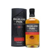Highland Park 18 Year Old Whisky - 70cl 43%