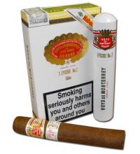 Hoyo de Monterrey Epicure No. 2 Tubed Cigar - Pack of 3