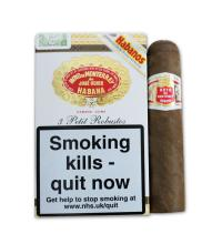 Hoyo de Monterrey Petit Robusto Cigar - Pack of 3