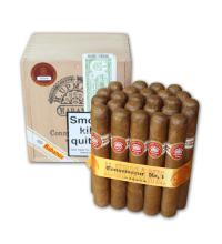 H. Upmann Connoisseur No. 1 Cigar - Cab of 25