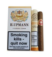 H. Upmann Coronas Junior Tubed Cigar - Pack of 3