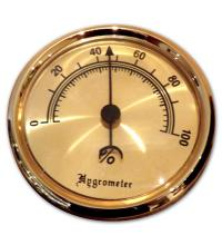 Analogue Hygrometer � Large � 3 inch