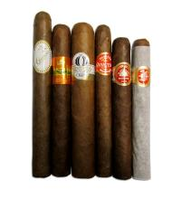 A Trip Around the World Sampler - 6 Cigars