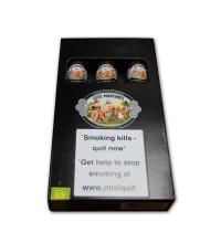 Luis Martinez Crystal Churchill Cigar - Pack of 3