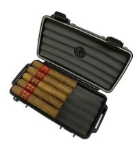 Inka Secret Blend Red Robusto and C.Gars Ltd Crushproof Travel Humidor Sampler