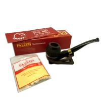 Falcon International Rustic Bent Dental Genova Pipe (FAL004)
