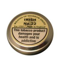 Wilsons of Sharrow - Irish No. 22 - Large Tin - 20g
