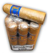 Inka Secret Blend - Azul Blue - Bombaso Natural Cigar - Bundle of 10